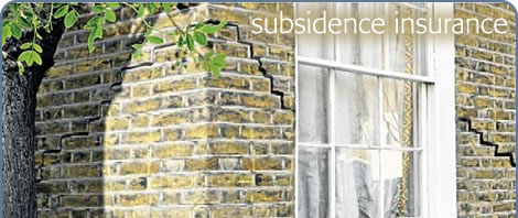 subsidence buildings insurance buildings and contents