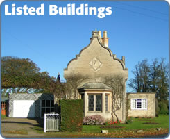 Listed buildings insurance