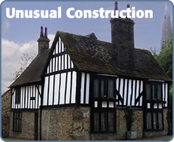 Non standard buildigns insurance unusual construction for Insurance construction types